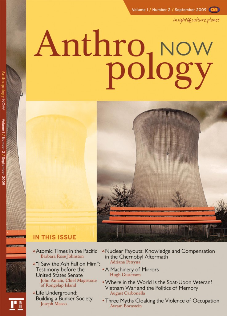 Anthropology Now Issue 2