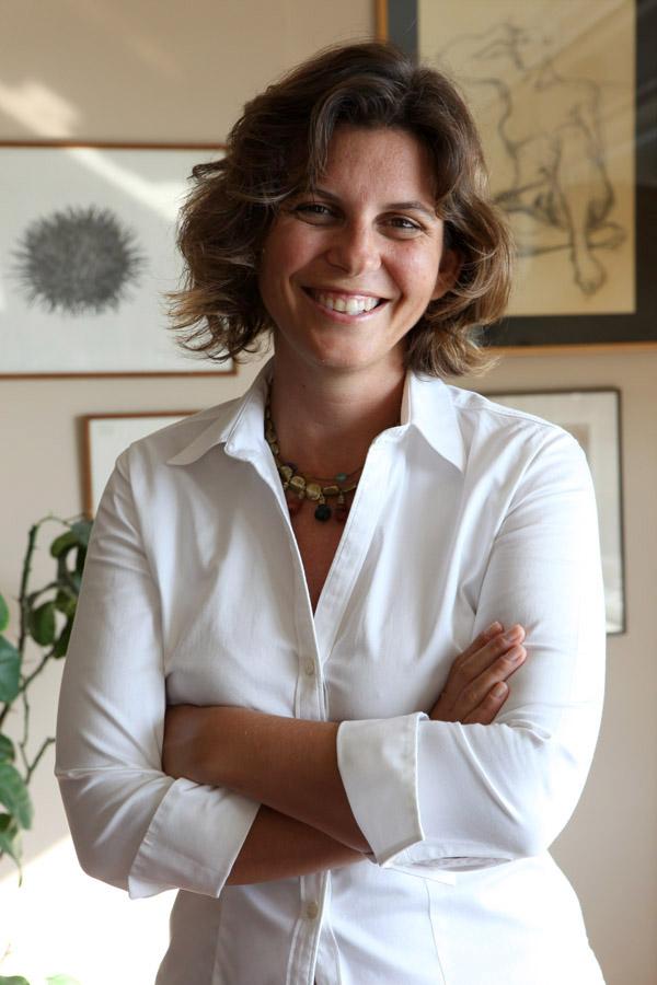 Headshot Zeynep Gursel