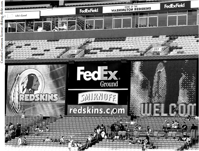 FedEx Field or Redskins Stadium is located near the Capital Beltway in Prince George's County, Maryland.