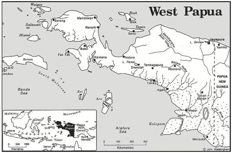 """There Are No Straight Lines in Nature"" – Making Living Maps in West Papua"